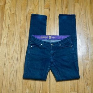 RICH & SKINNY Sleek Cut Blue Jeans (Size 26)